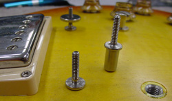 Callaham Vintage Guitars and Parts (Gibson Parts Details)